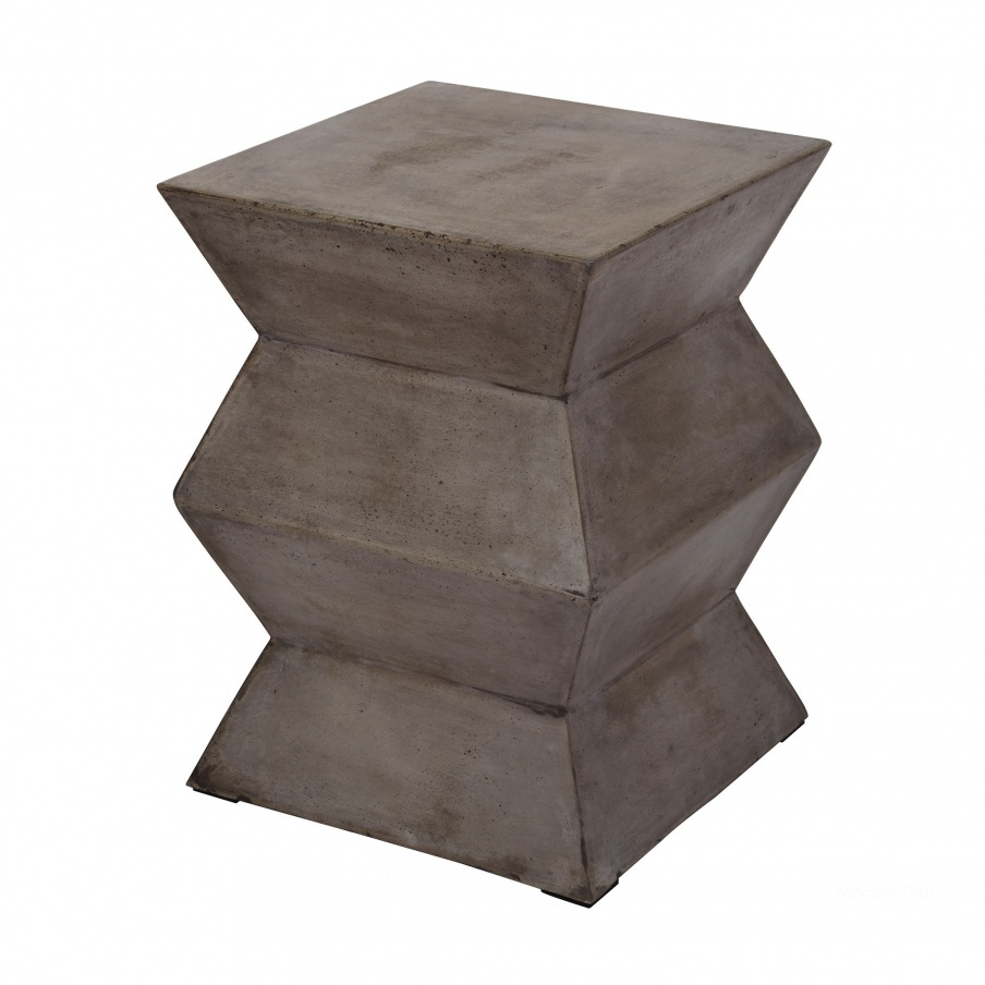 Табурет Fold Cement Stool Dimond Home