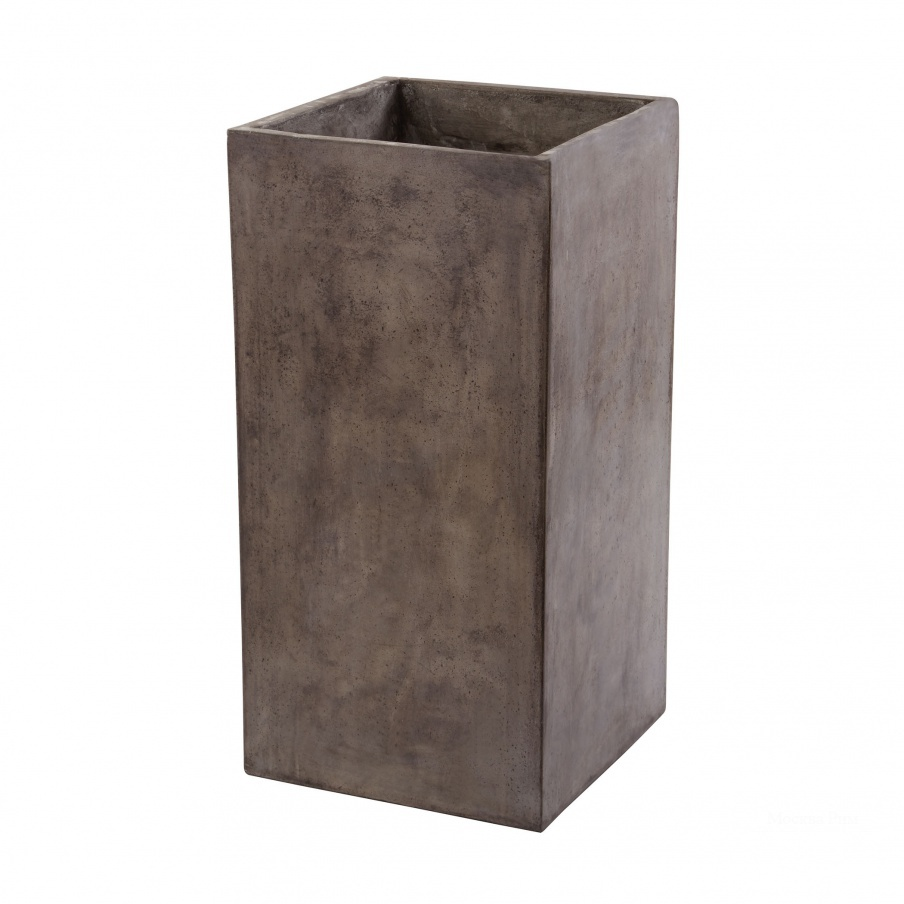 Ваза Short Al Fresco Cement Planter Dimond Home