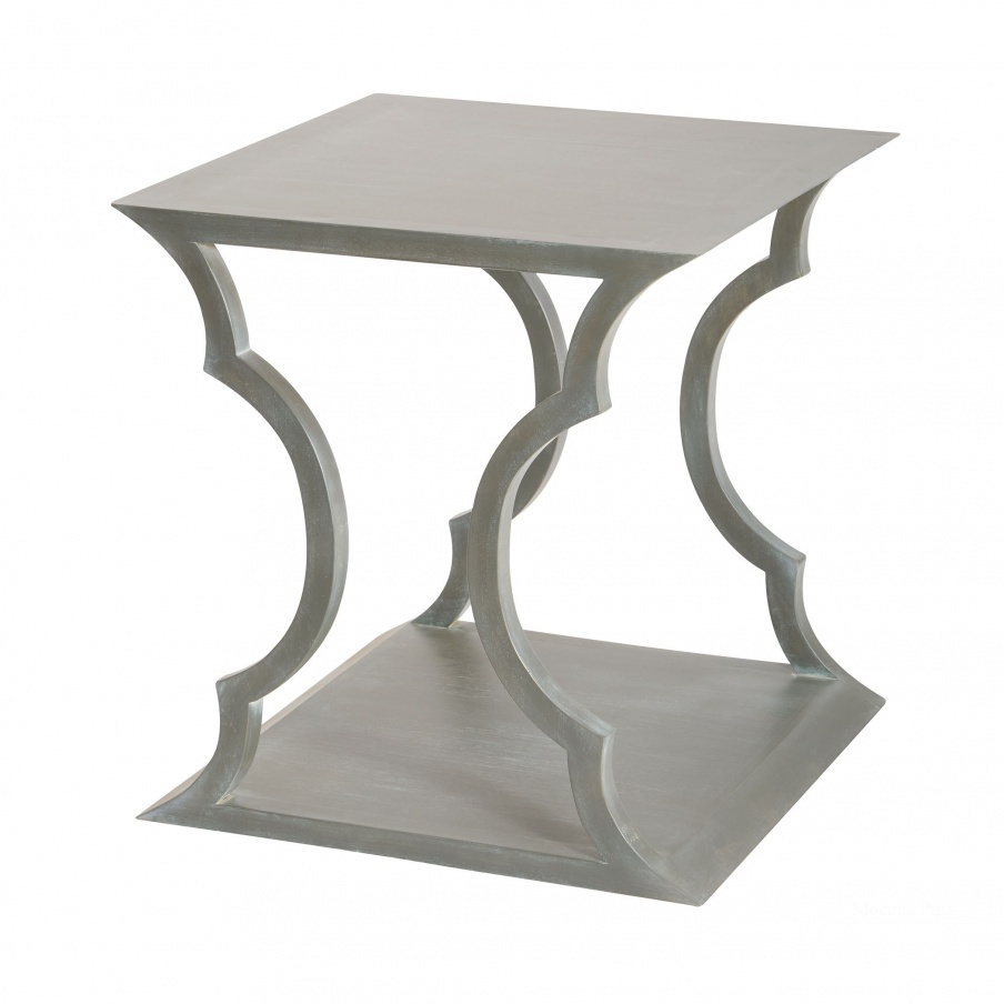 Стол Mahogany Cloud Side Table Dimond Home