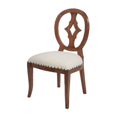 Стул Cutout Back Chair