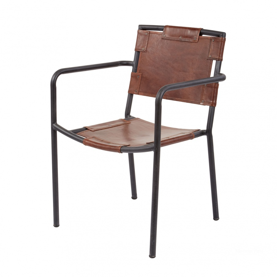 Стул Industrial Arm Chair Dimond Home