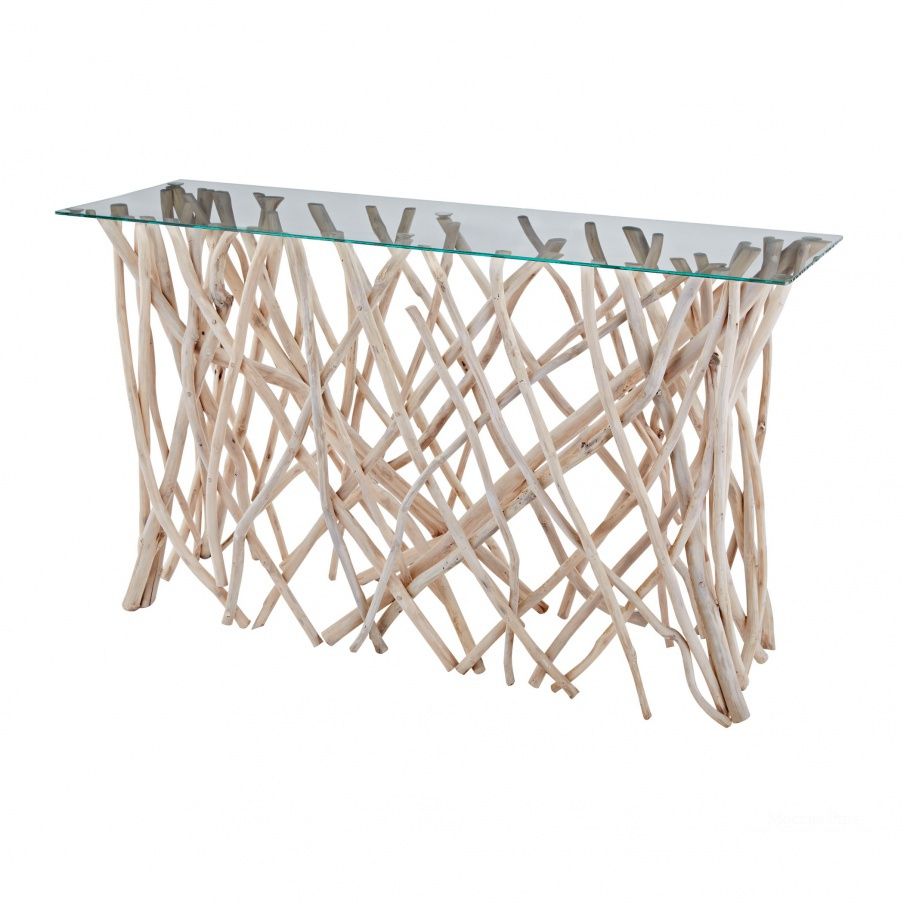 Консоль Teak Root Console Dimond Home