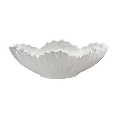 Кашпо Poppy Planter - White