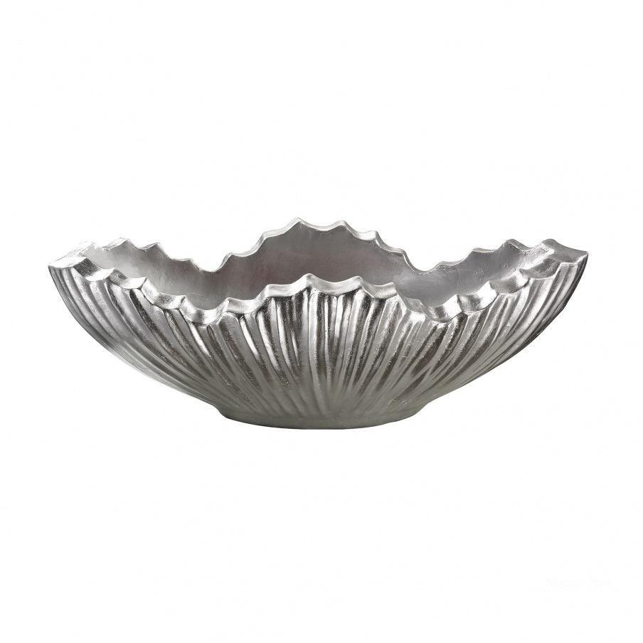 Кашпо Poppy Planter - Silver Dimond Home