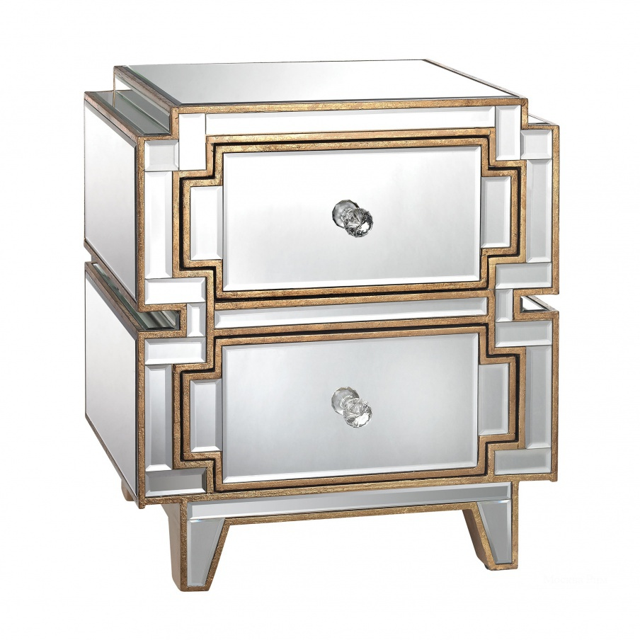 Комод Hollywood Two Drawer Chest Dimond Home