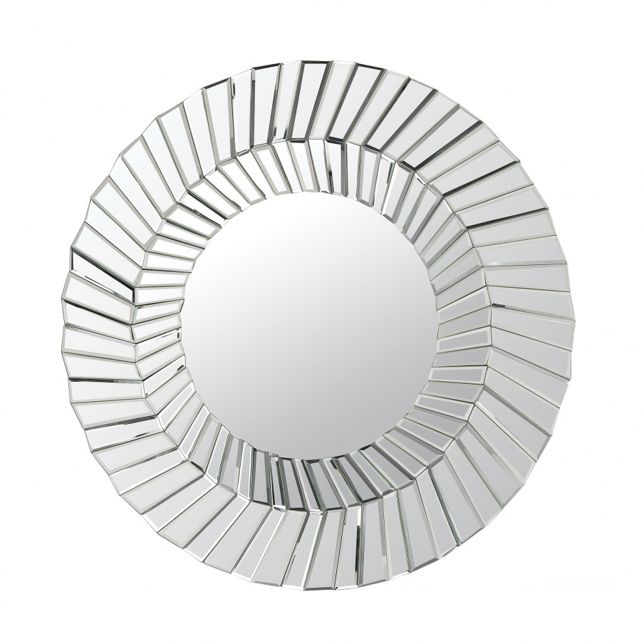 Настенное Layered Circles Mirror Dimond Home