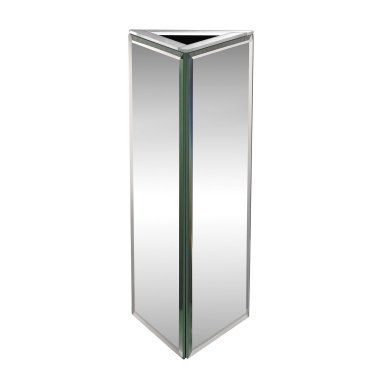 Аксессуар Triangular Mirrored Vase - Small