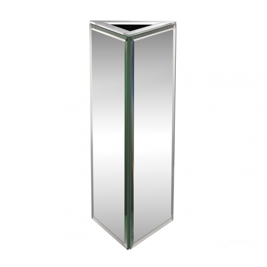 Аксессуар Triangular Mirrored Vase - Small Dimond Home