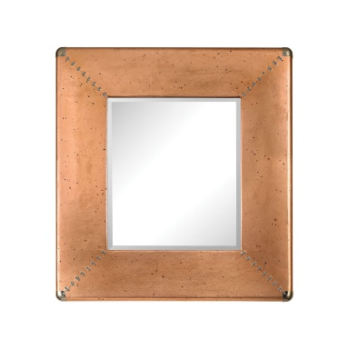 Настенное Copper Frame Mirror