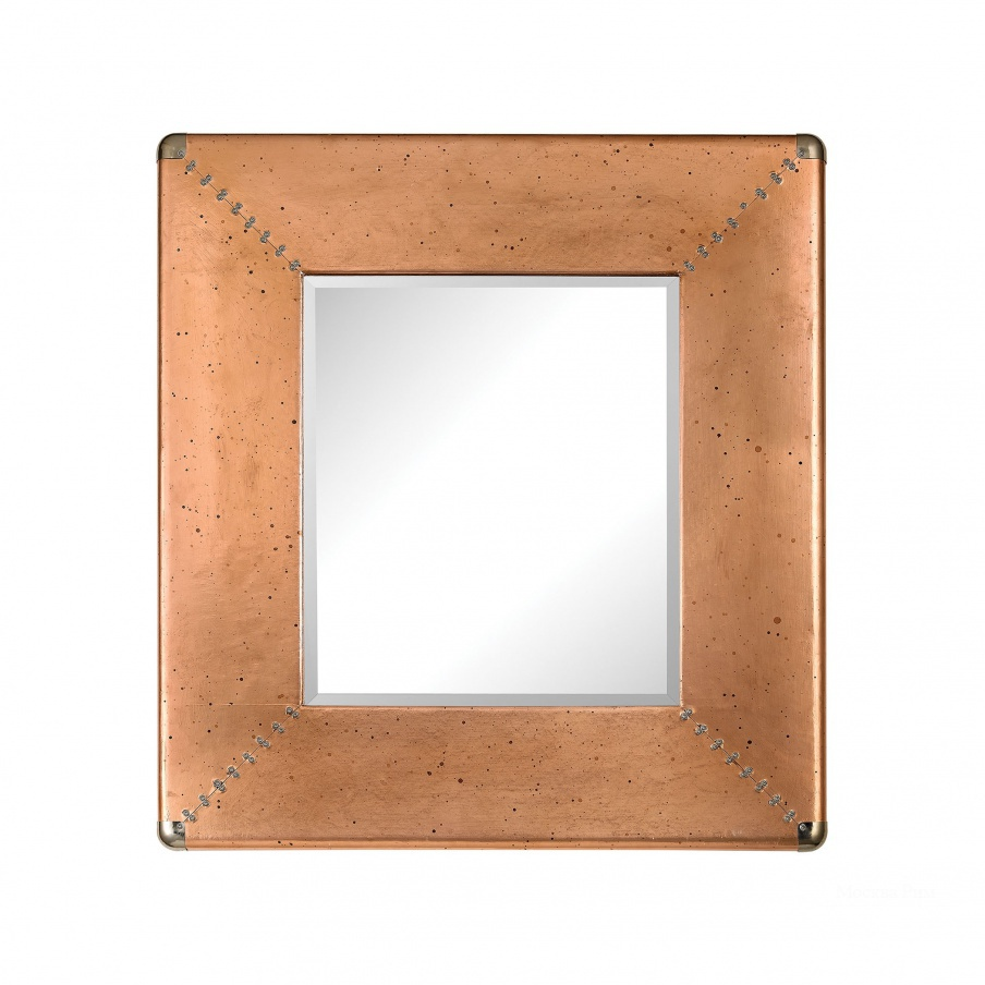 Настенное Copper Frame Mirror Dimond Home