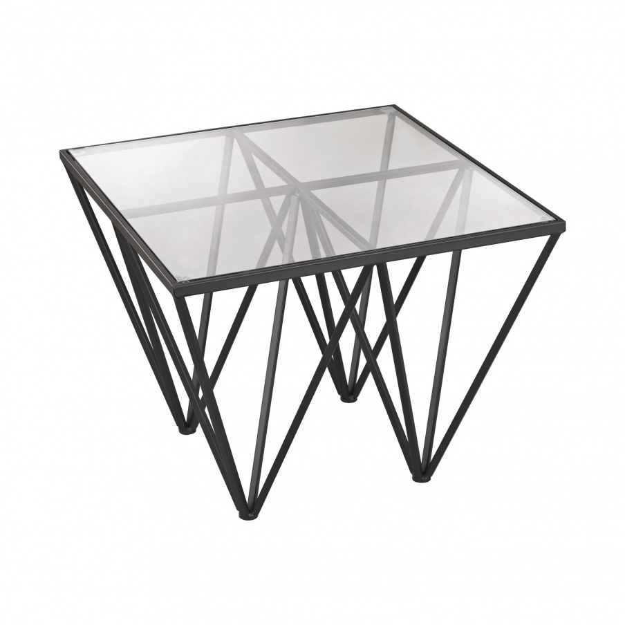 Стол Geometric Side Table Dimond Home