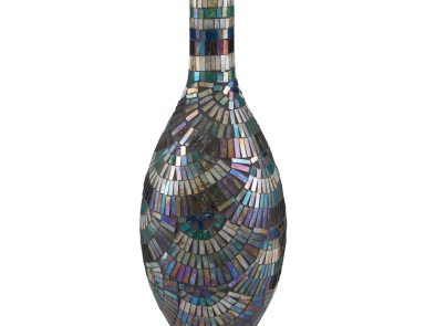 Ваза Mosaic Bottle - Tall Dimond Home