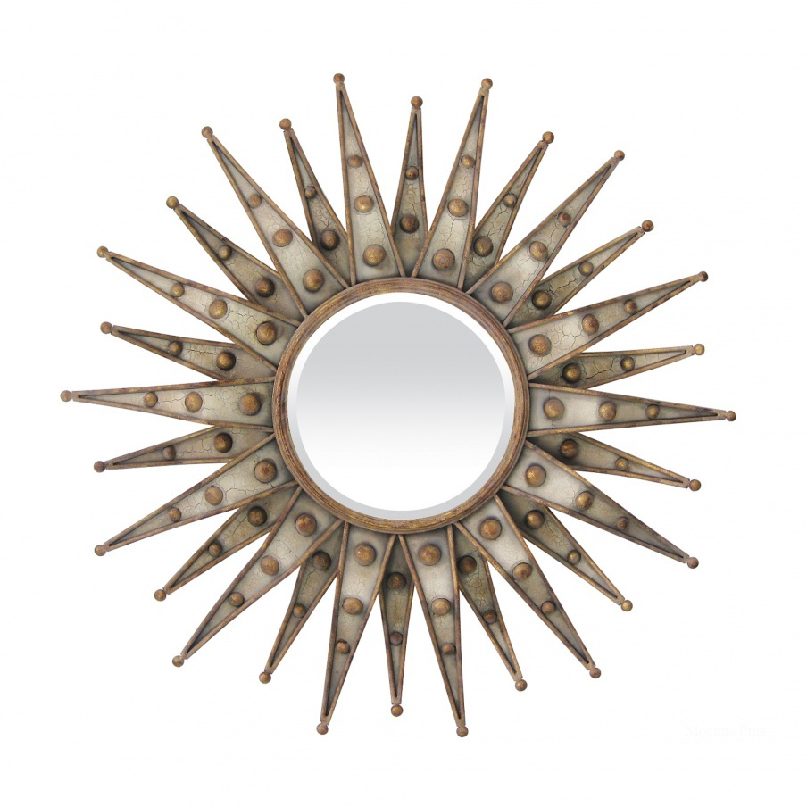 Настенное Centauri Starburst Beveled Mirror Dimond Home