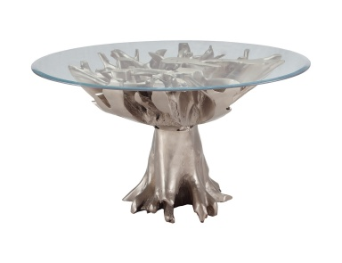 Стол Champagne Teak Root Entry Table Dimond Home