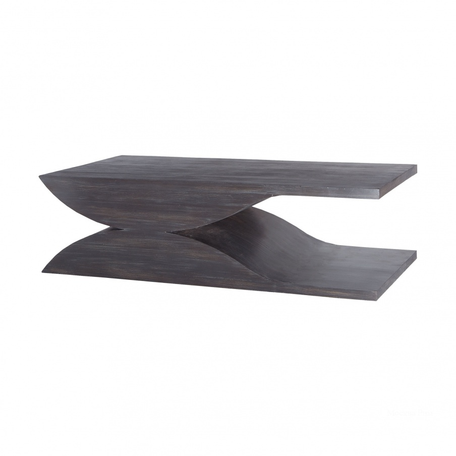Стол Pin Solid Wave Coffee Table Dimond Home