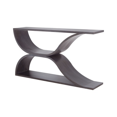 Стол Pin Hollow Wave Sofa Table