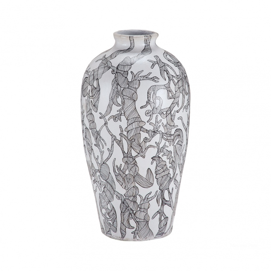 Ваза Thicket Hand Painted Vase Dimond Home