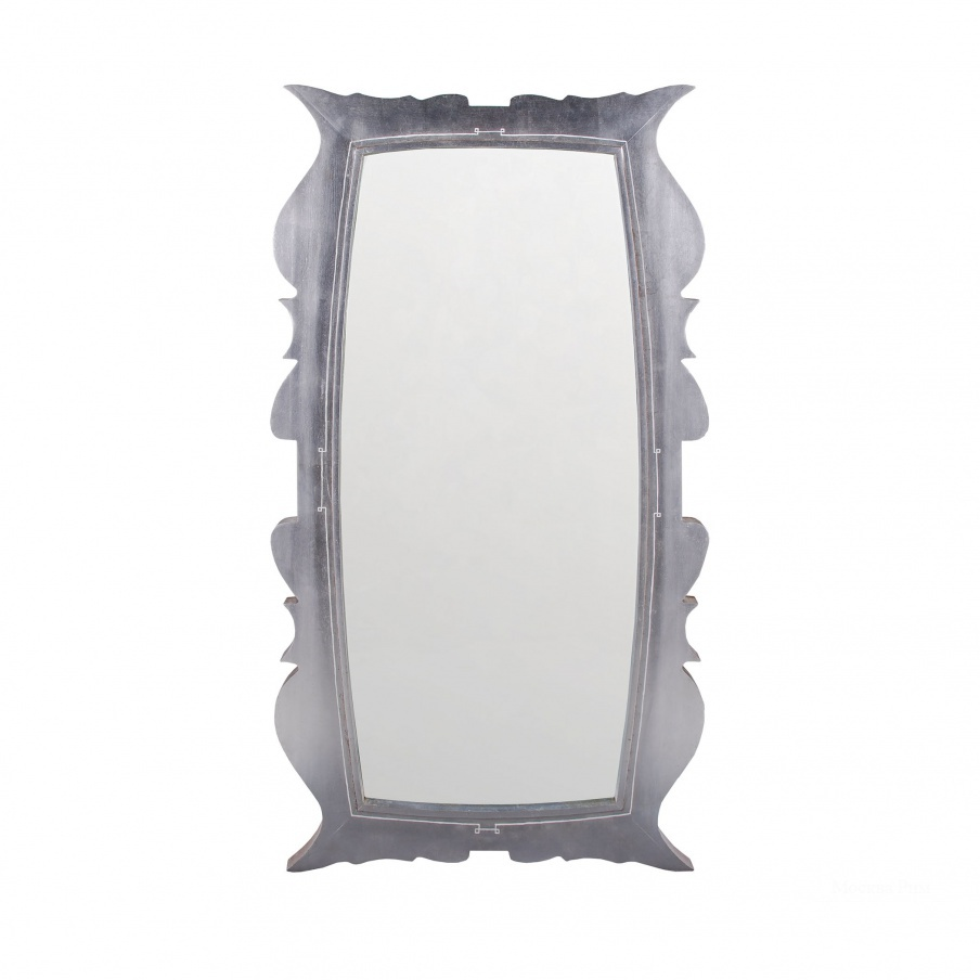 Настенное Annie Wall Mirror In Silver Leaf Dimond Home