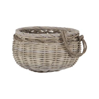 Корзина Sumbawa Natural Rattan Basket - Small