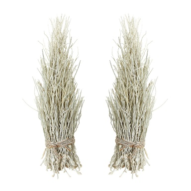 Аксессуар White Washed Coco Twig Sheaf - Set Of 2