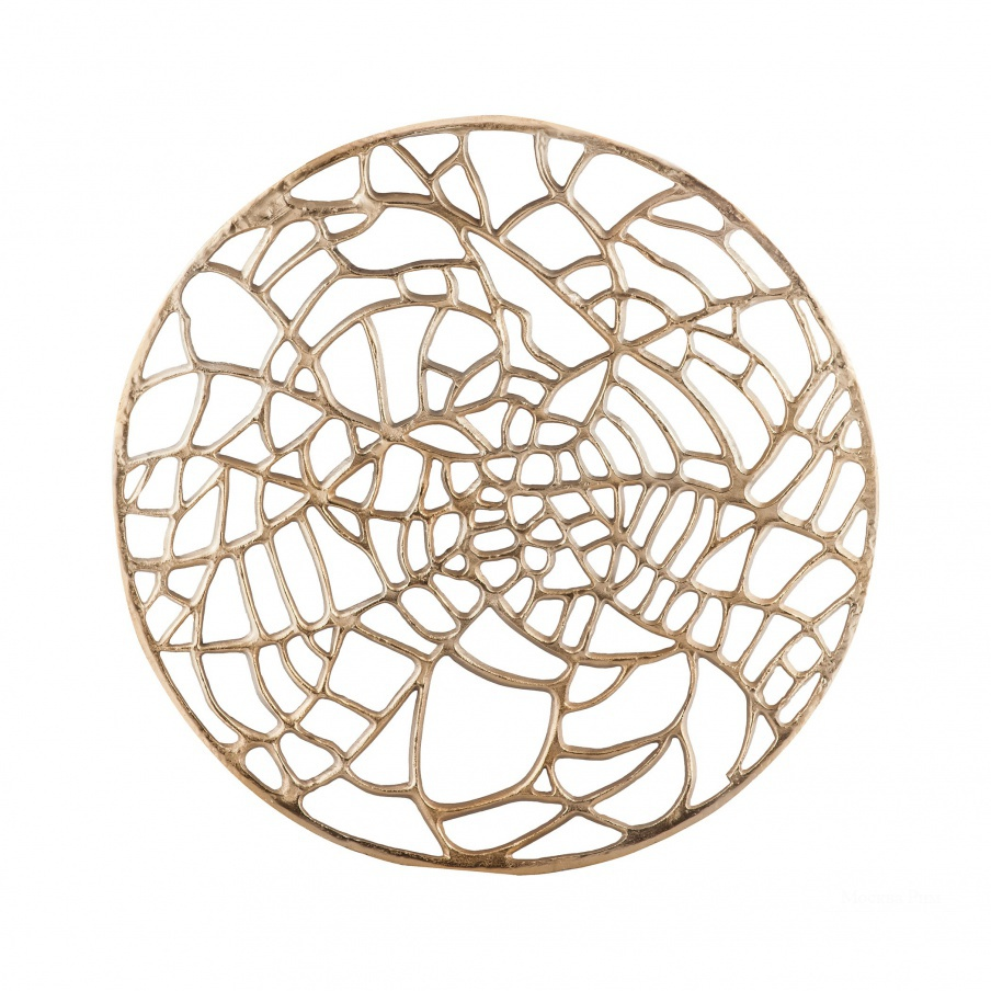 Настенный декор Spidersilk Wall Sculpture Dimond Home