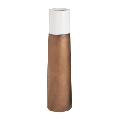Ваза Dip Two-Tone Ceramic Tubular Vases