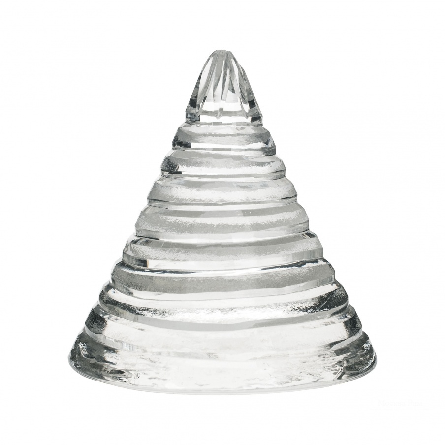 Аксессуар Large Sliced Glass Cone Dimond Home
