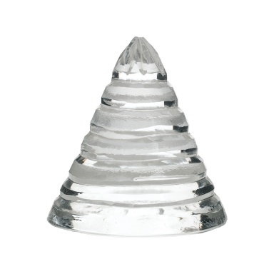 Аксессуар Small Sliced Glass Cone