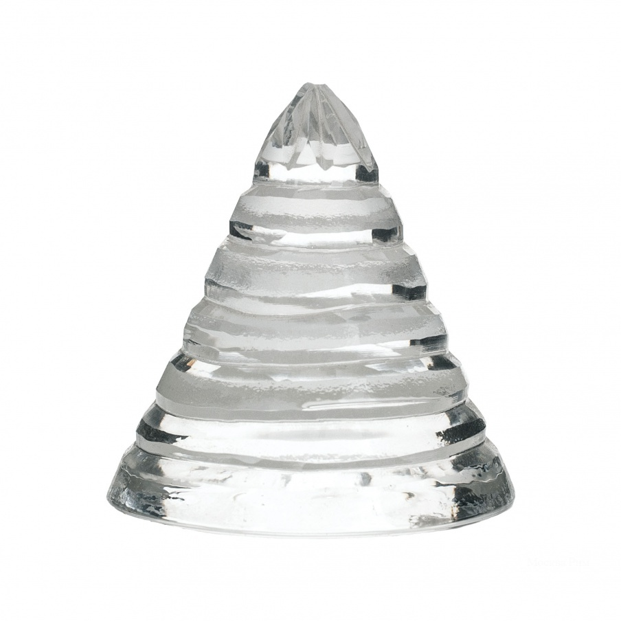 Аксессуар Small Sliced Glass Cone Dimond Home