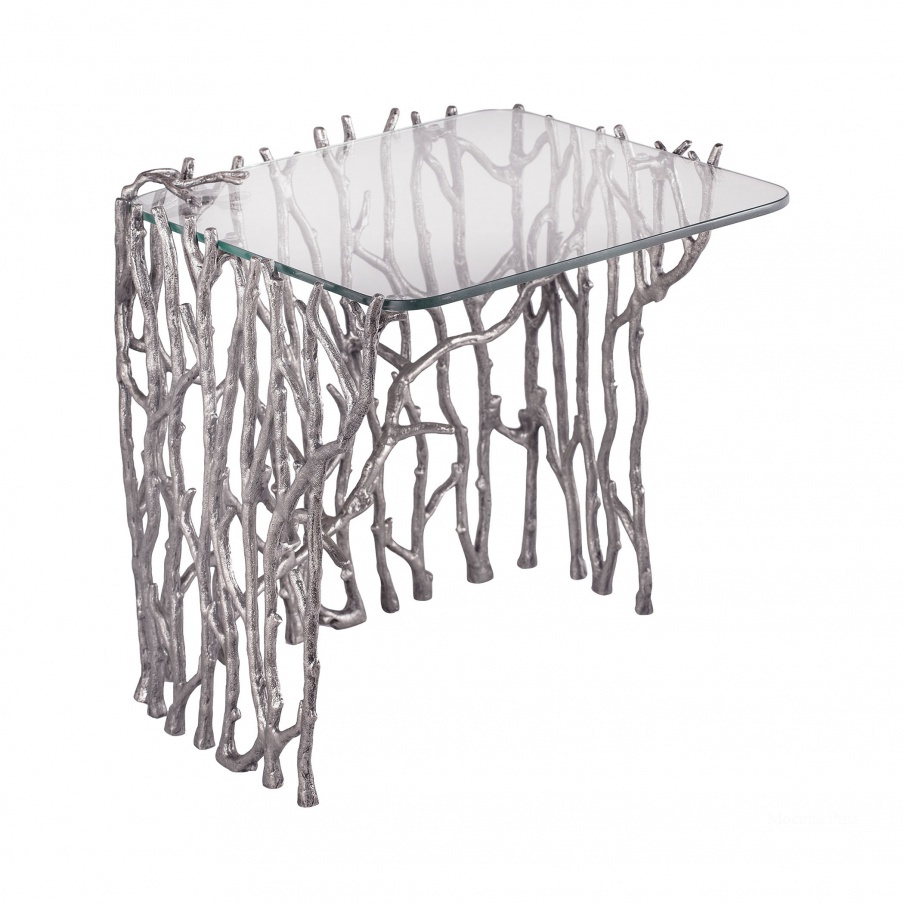 Стол Silvered Sticks Side Table Dimond Home