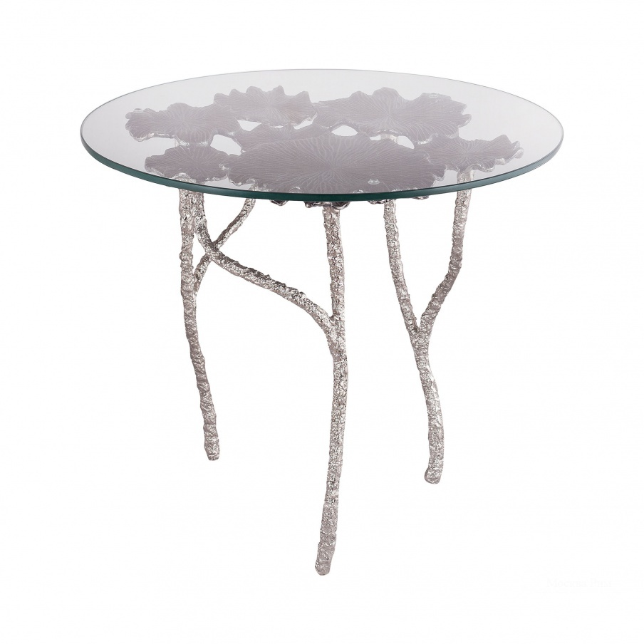 Стол Victoria Round Side Table Dimond Home