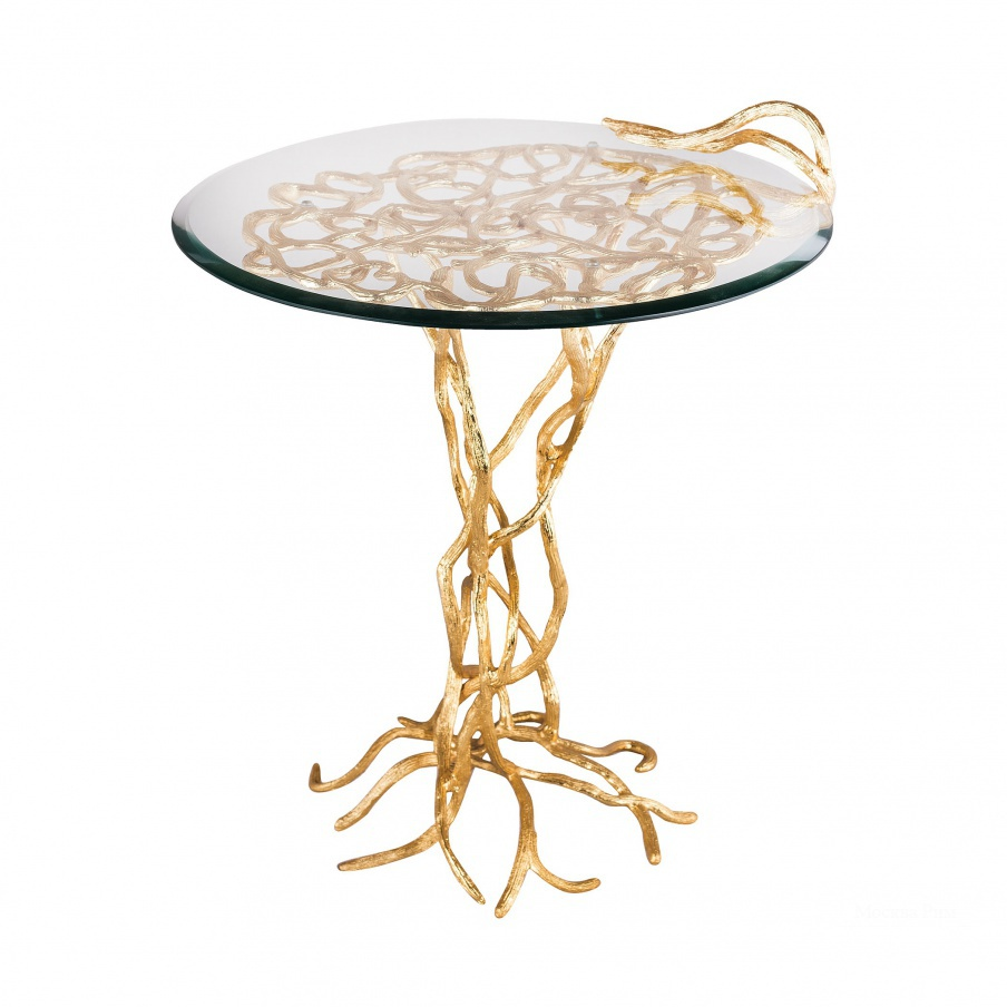 Стол Woven Vines Side Table Dimond Home