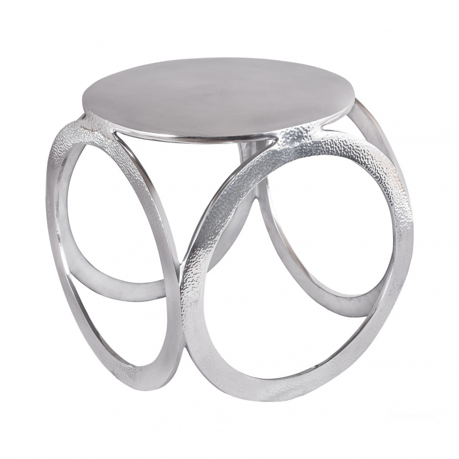 Стол Angled Ovals Side Table Dimond Home