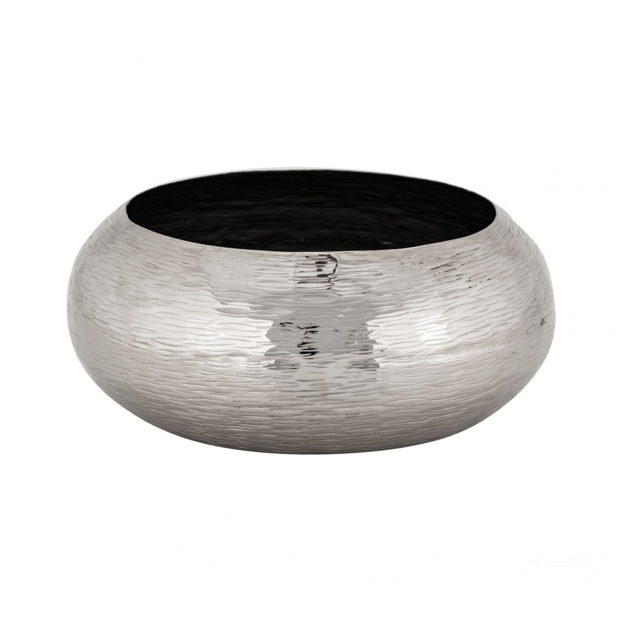 Вазочка для мелочей Large Hammered Oblong Bowl Dimond Home