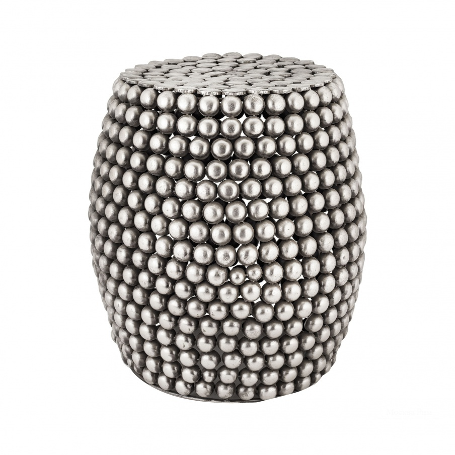 Табурет Peweter Pebble Stool Dimond Home