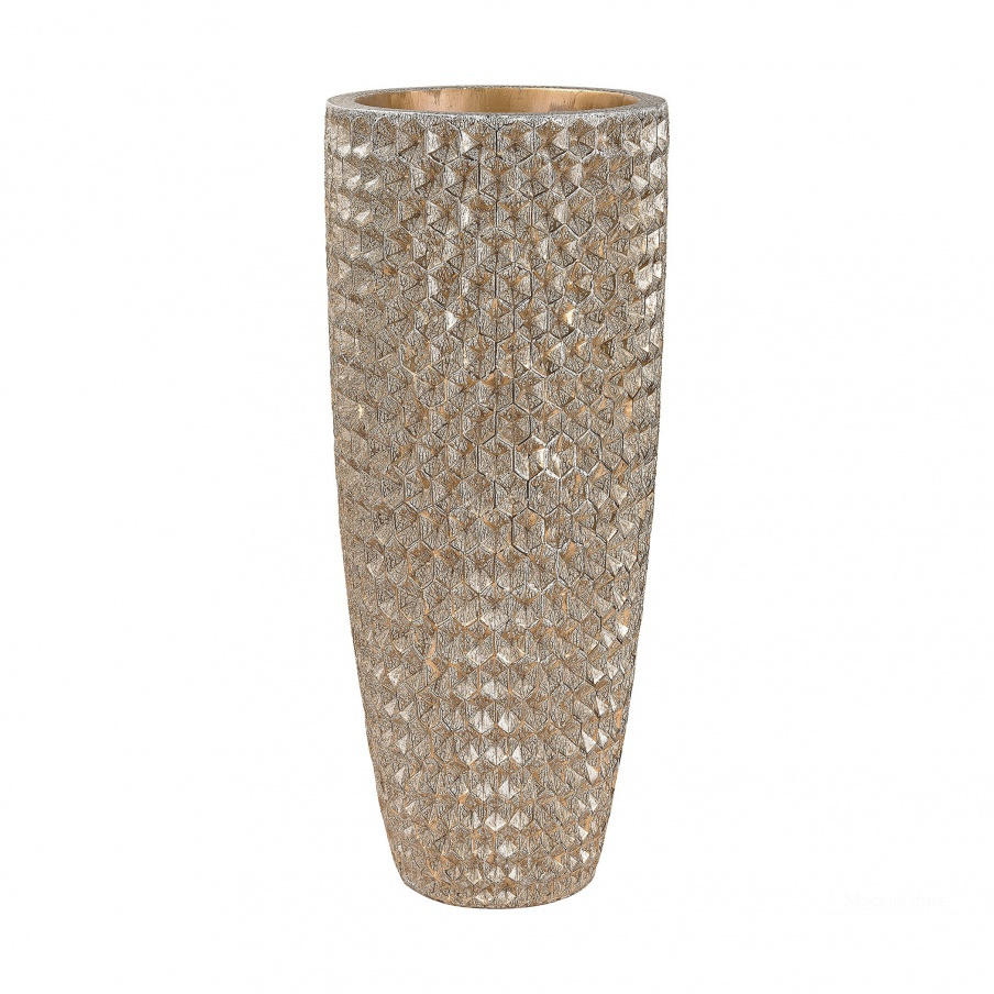 Ваза Geometric Textured Vase Dimond Home