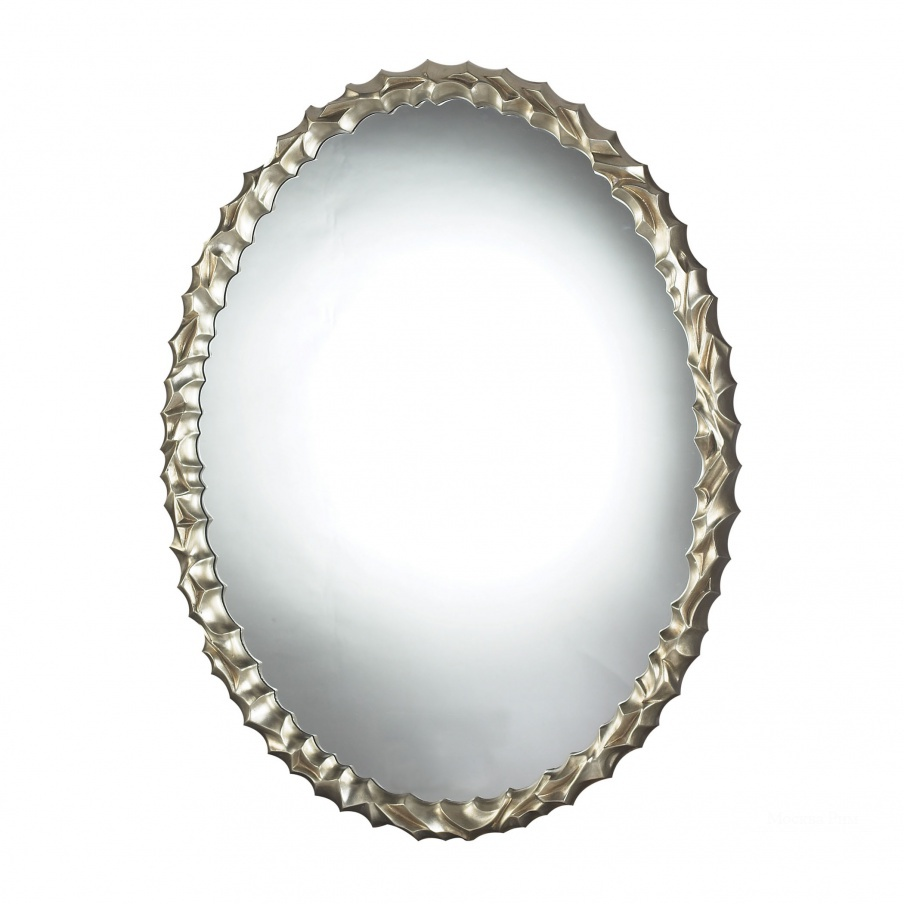 Настенное Emery Hill Oval Mirror Dimond Home