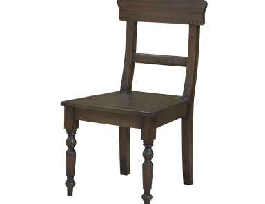 Кресло Country Side Chair Heritage Grey Finish Guild Master