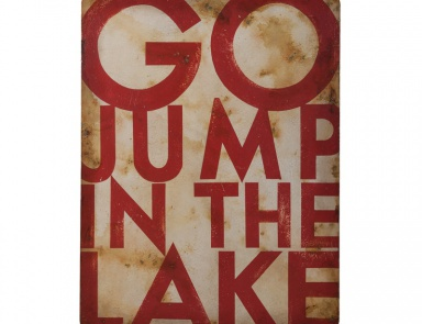 Картина Go Jump In The Lake Guild Master