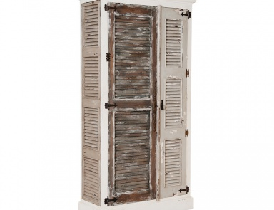 Шкаф Waterfront Shutter Cabinet Guild Master