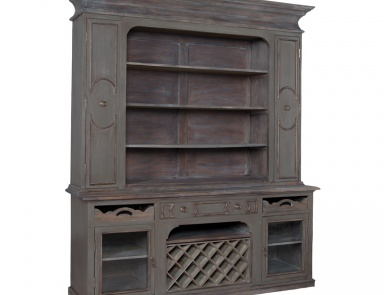 Шкаф Berkshire Cabinet With Wine Rack Guild Master