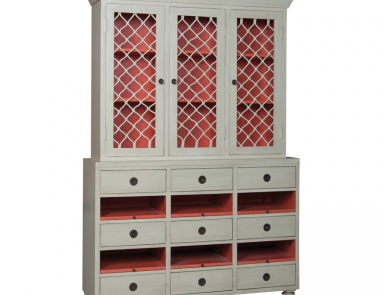 Шкаф Farmhouse Display Cabinet Guild Master
