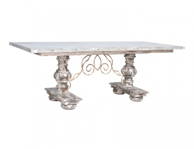 Стол Pedestal Dining Table Guild Master