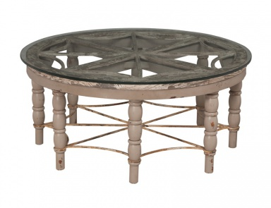 Стол Artifacts Round Cocktail Table Guild Master
