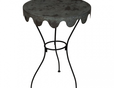 Стол Metal Wine Country Side Table Guild Master