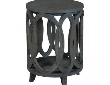 Стол Interlocking Circles Accent Table Guild Master