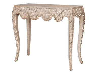 Стол Carved Cabriole Entry Table Guild Master