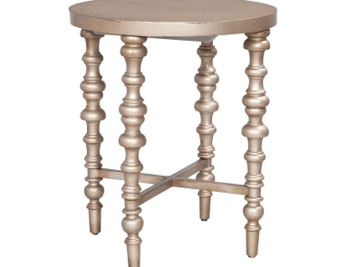 Стол Small Spindle Accent Table Guild Master