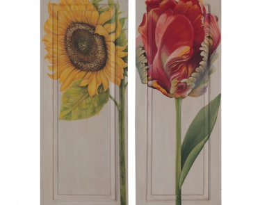 Картина Floral Door Panels Guild Master