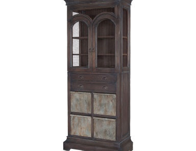 Шкаф Farmhouse Kitchen Display Cabinet Guild Master